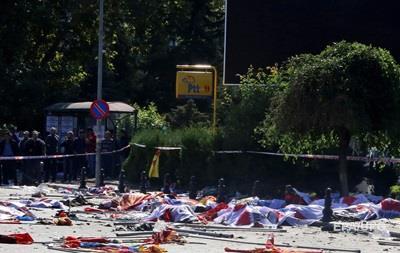 Украинцев среди жертв терактов в Анкаре нет