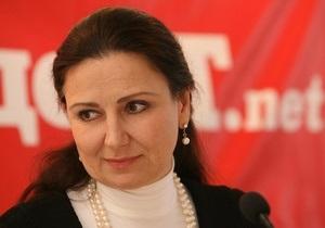 Богословская обнародовала документы, раскрывающие обстоятельства подписания скандальных газовых контрактов Украины и РФ