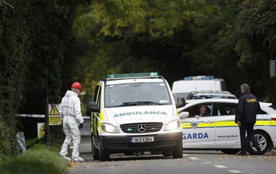 В Ирландии застрелили приехавшего на вызов полицейского