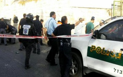 В Иерусалиме палестинец напал на полицейского