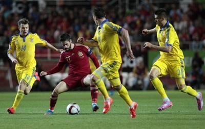 Украина - Испания и другие матчи отбора Евро-2016
