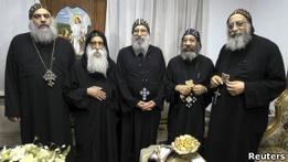 Египетские копты выберут преемника патриарха Шенуды