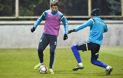 Артем Кравец: С Испанией нужно играть в свой футбол