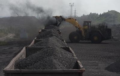 Накопление угля на складах приостановлено — Минэнерго