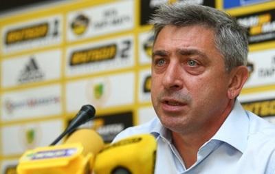 Севидов: Мы слишком многого требуем от сборной Украины