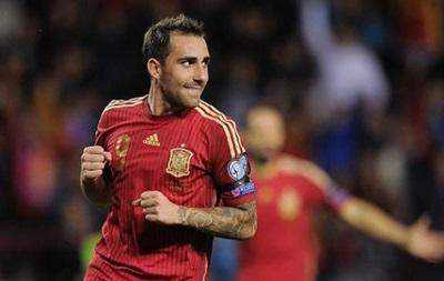 Нападающий сборной Испании: Мы очень довольны победой в группе