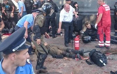 Все нацгвардейцы, пострадавшие под Радой 31 августа, выписаны