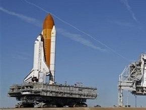 NASA отложило запуск Discovery