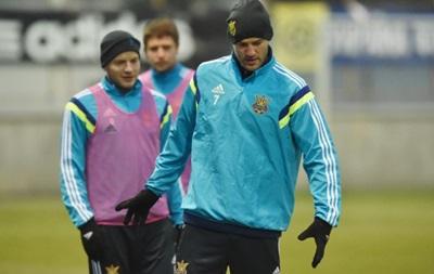 Украина будет сеянной в плей-офф