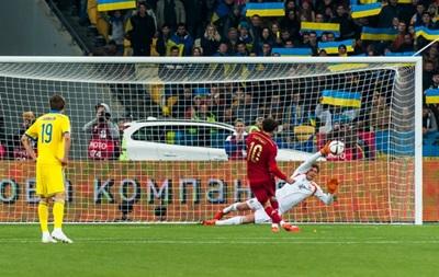 Вратарь сборной Испании: В матче с Украиной нам сопутствовала удача