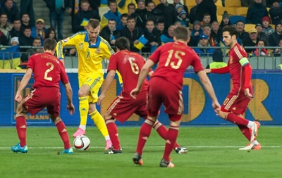 Андрей Ярмоленко: Я думал об Испании, а не о Моуринью