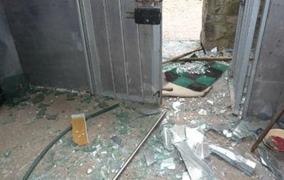 Под Кировоградом у редакции газеты прогремел взрыв