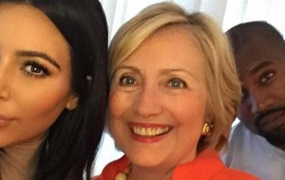 Хиллари Клинтон пообещала Канье Уэсту место в правительстве США
