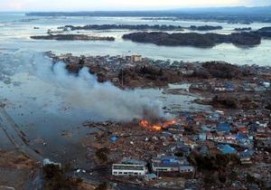 Землетрясение в Японии: Судьба около 20 тысяч человек остается неизвестной