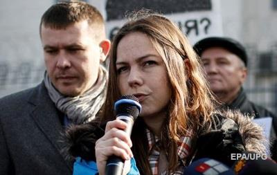 Сестре Савченко запретили въезд в Россию на пять лет
