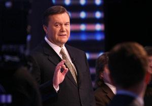 Янукович назвал свою приоритетную задачу на посту президента