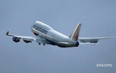Украина разрешила транзит российских самолетов