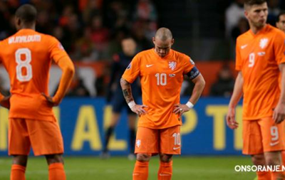 Голландия не смогла пробиться на Евро-2016