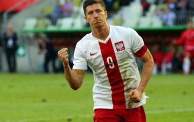 Левандовски стал лучшим бомбардиром отборочного турнира Евро-2016