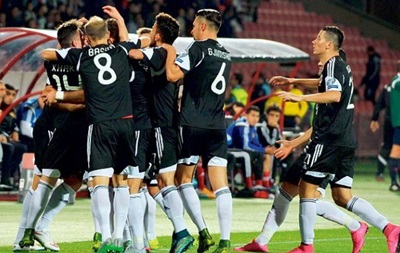 Албанию могут исключить с Евро-2016