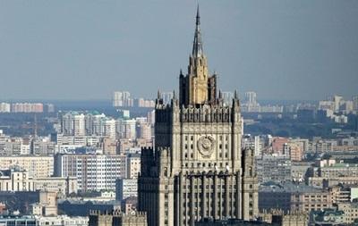 Россия открестилась от поддержки Асада