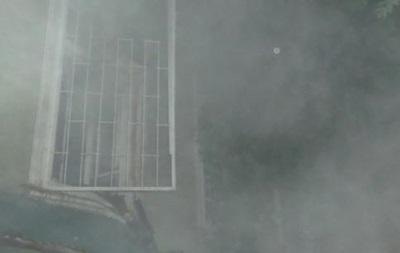 В Одессе едва не сгорело здание Укртелекома