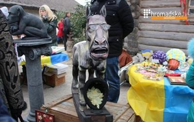 В Запорожье презентовали  памятник  Лаврову