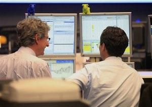 Украинские фондовые индексы снижаются на фоне падения мирового спроса