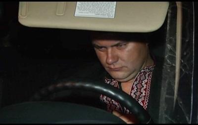 Начальника с Херсонской таможни задержали пьяным за рулем