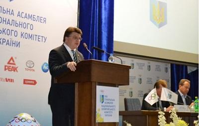 Министр спорта пообещал украинским спортсменам новую форму и стипендию
