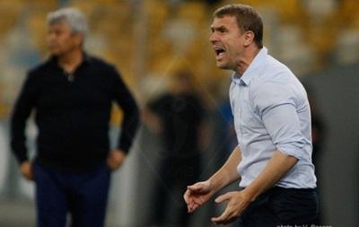 Ребров: Матчи Шахтер - Динамо - украшение всего чемпионата Украины