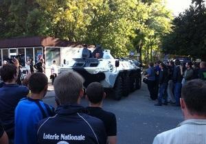 МВД: В ходе спецоперации в Одессе убиты двое преступников