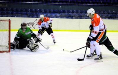 Кременчуг разгромил Рапид в чемпионате Украины по хоккею