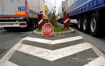 Украина и РФ возобновляют грузовые автоперевозки