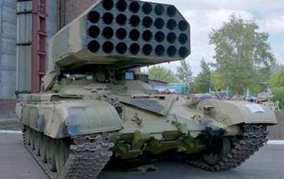 ОБСЕ ждет от России объяснений, откуда в Донбассе огнемет «Буратино»