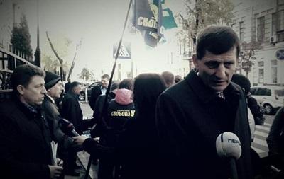 Свободовца допросили по расстрелам на Майдане