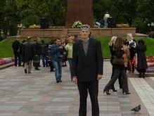 Одинокие отцы в Киеве протестовали против ущемления их прав