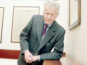 Скончался известный итальянский издатель Карло Караччоло -  основатель газеты La Repubblica