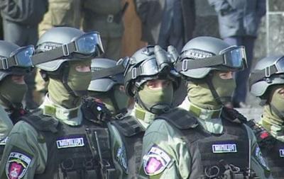 В Одессе появилась рота спецназа