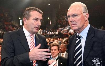 Германию подозревают в нечестном получении права проведения Чемпионата мира