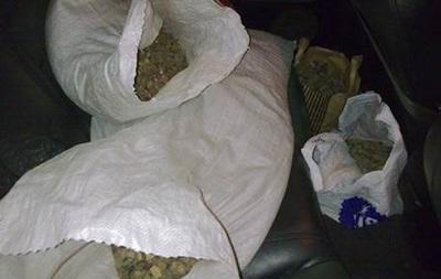 СБУ изъяла янтарь почти на два миллиона гривен