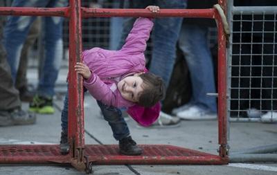 Словения подключила армию для сдерживания беженцев