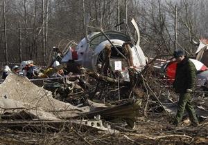 В России заявили, что потерпевший крушение Ту-154 задел деревья за километр до ВПП