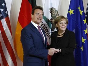 Крупнейшую IT-выставку Европы открыл Шварценеггер