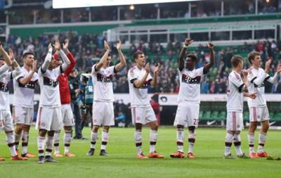 Победа над Вердером стала рекордной для Баварии