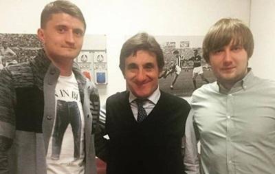 Торино усилился украинским защитником
