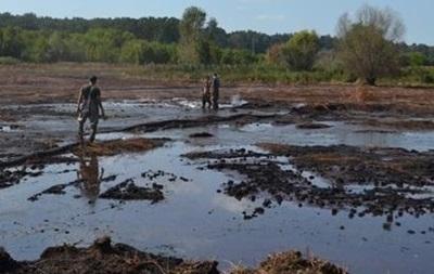 Под Киевом горит уже более 100 гектаров торфяников
