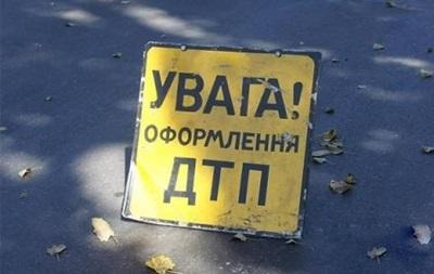 На Днепропетровщине в ДТП пострадали шесть человек