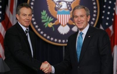 Блэр был готов поддержать операцию США в Ираке за год до начала