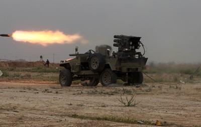 Иракские военные отбили у ИГ бывший дворец Хусейна